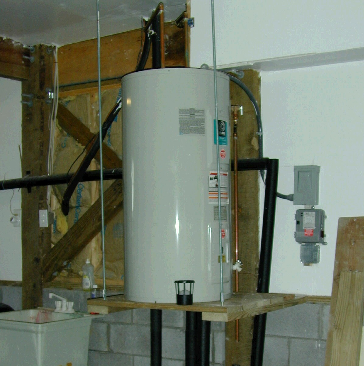 Maintaining Your Electric Water Heater