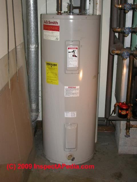 Repairing Your Electric Water Heater!