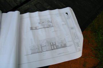 Remodel plans