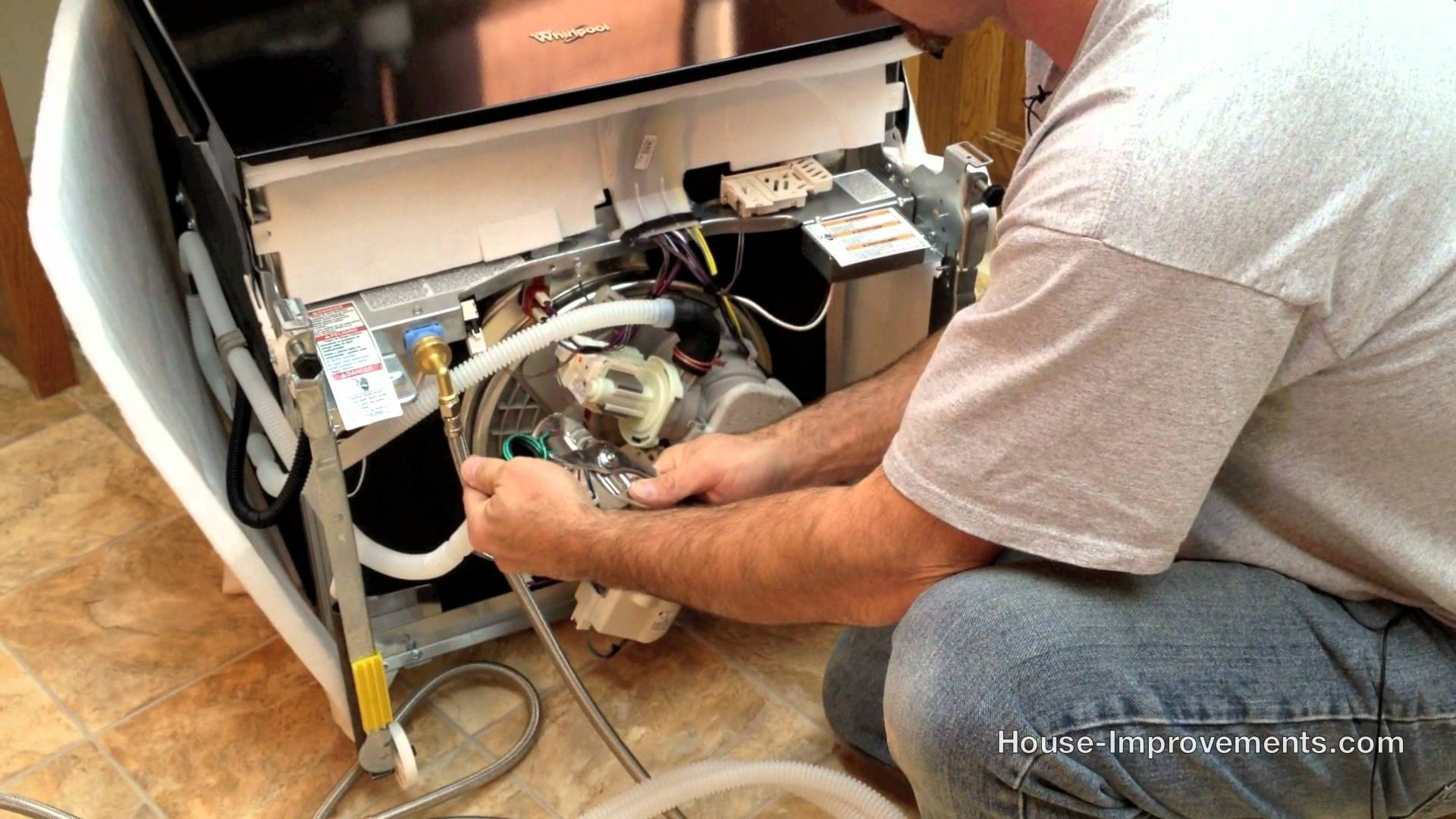 DIY Dishwasher Replacement
