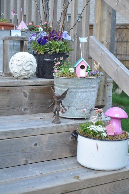 Cheap garden planters