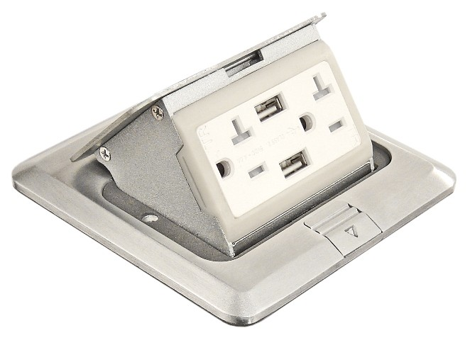 Pop up Floor outlets
