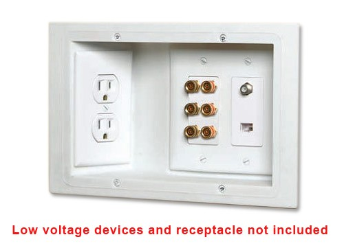 Recessed Electric panel