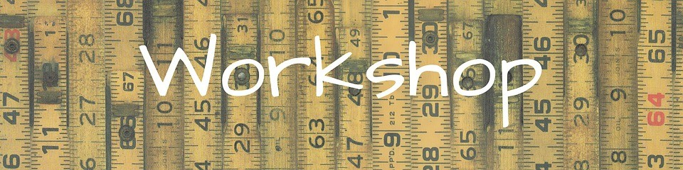 Organizing Your Work Shop