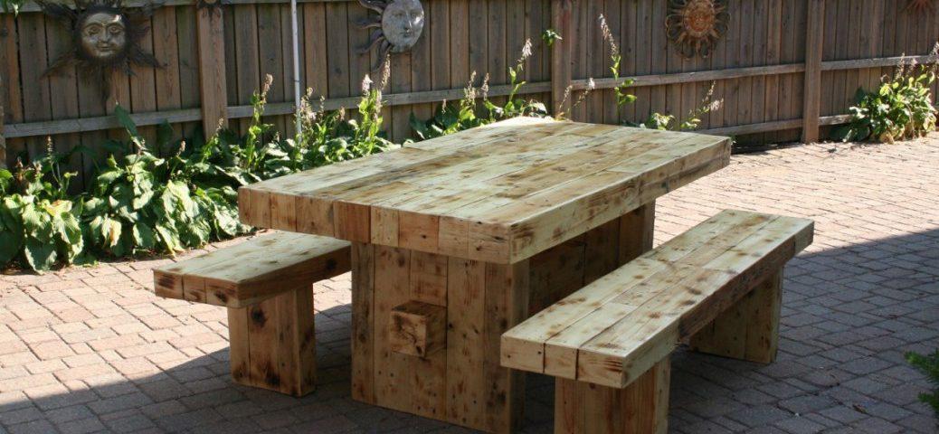 DIY Reclaimed Wood Furniture Ideas – Home DIY Fixes