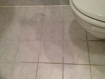 How to Clean and Repair Tile Grout