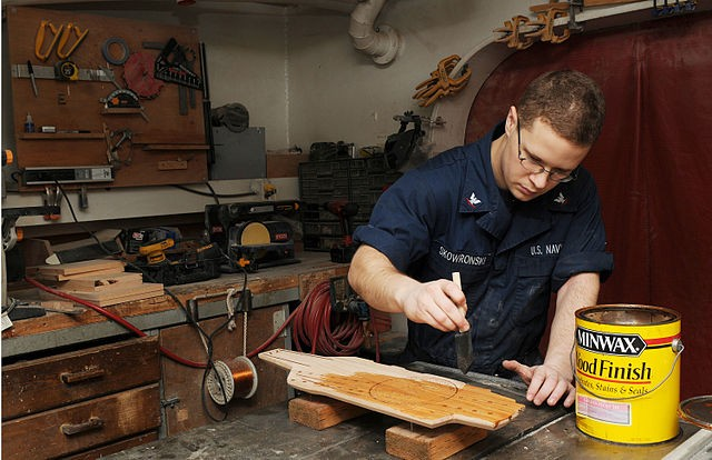 Tips for Wood Staining