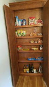 Open Cabinet, secret room
